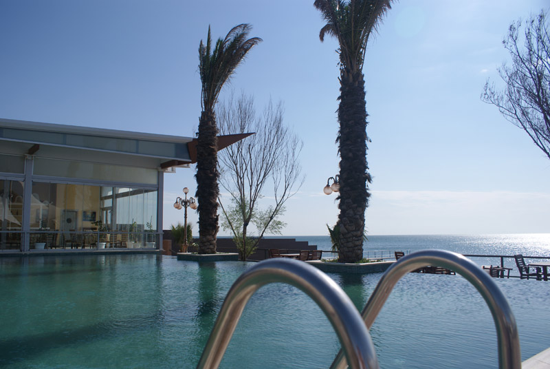 Shade Bar The Crescent Beach Hotel Leisure Resort